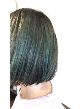 greeen hair_20200723_2